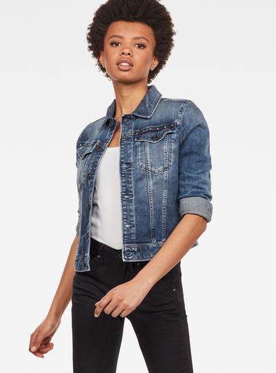 3301 Studs Slim Jacket