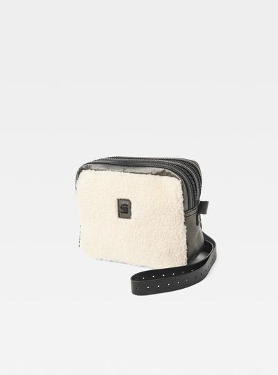 Mozoe Zandrai Leather Shoulder Bag