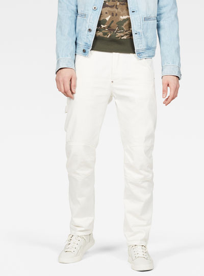 5622 Workwear Zip 3D Straight Jeans