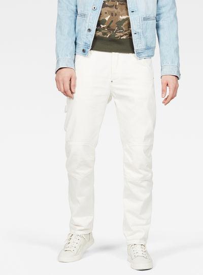 5622 Workwear Zip 3D Straight Jeans