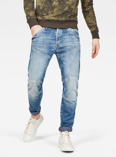 5620 3D Straight Tapered Jeans