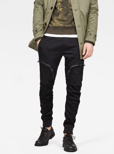 Air Defence Zip 3D Sport Tapered Sweatpants