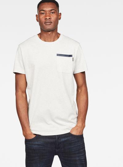 Camiseta Graphic 19 Pocket