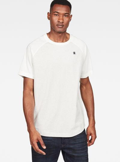 2b25d399f3ebd Ore Raglan Loose T-Shirt