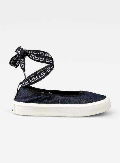 Strett Ballerina Denim Sneakers