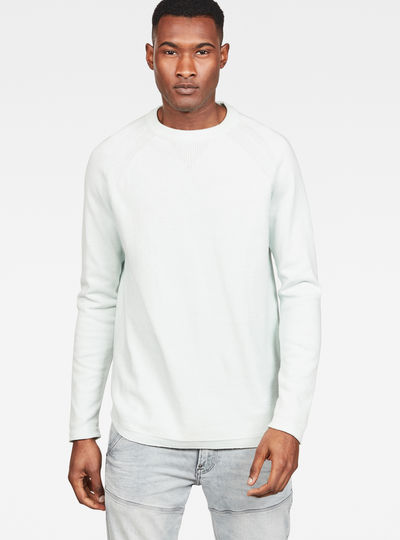 Core Straight Strickpullover