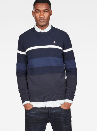 Core Stripe Knit