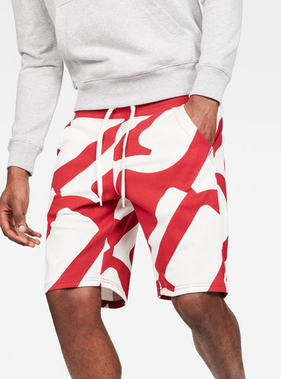 Hyce Relaxed Sweatshort