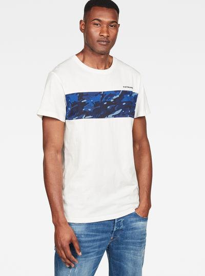 Moat Camo Block T-Shirt