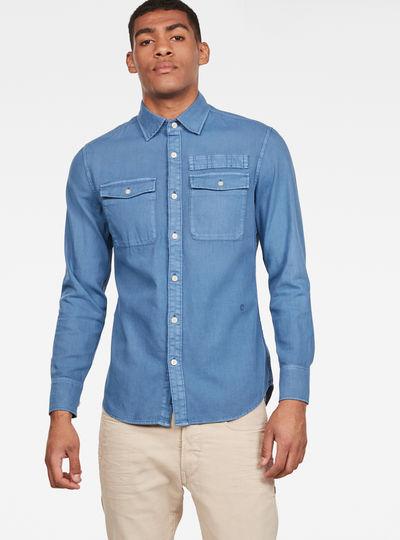 c3d67c2d6d Camisa Lepton Slim ...
