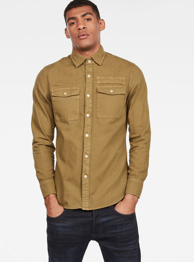Lepton Slim Overhemd