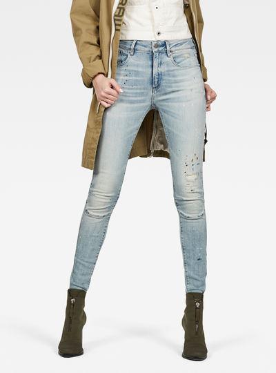Biwes High Skinny Jeans