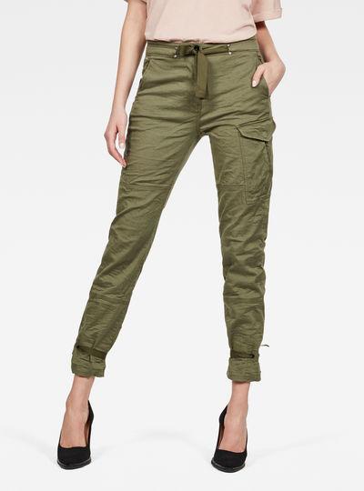 Pantalones Cargo Blossite High Straight