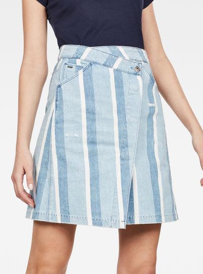 5622 Wrap Skirt