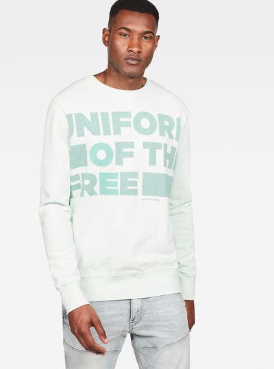 Graphic Core 3 Sweater