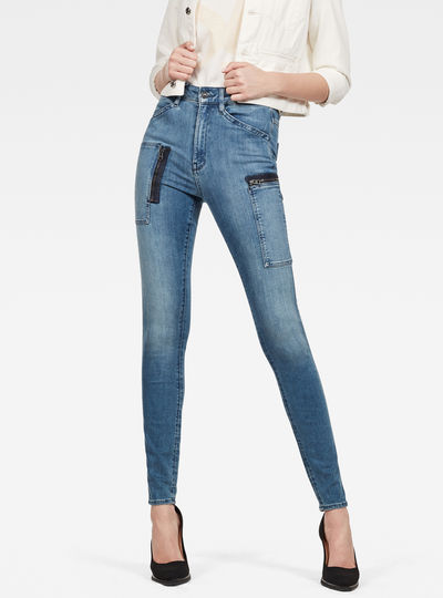 G-Star Shape Powel Skinny Jeans