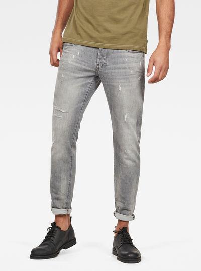 3301 Studs Slim Jeans