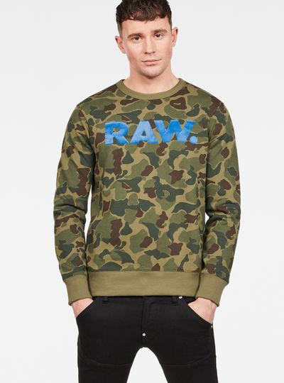 Zeabel Beach Camo Core Sweater
