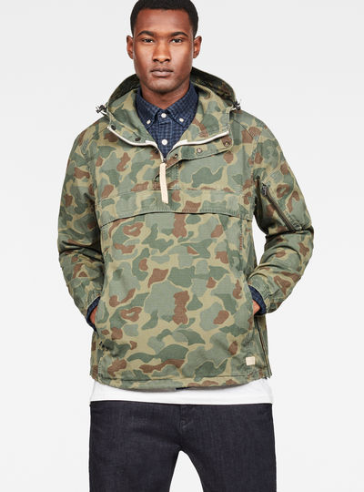 Xpo Hooded Anorak