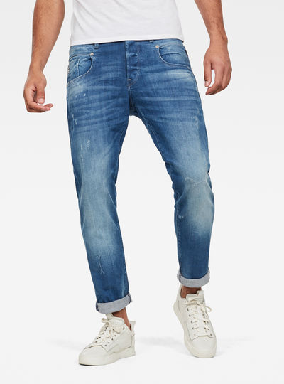 Radar Straight Tapered Jeans