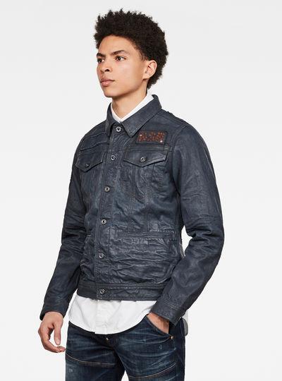 D-Staq Studs Slim Jacket