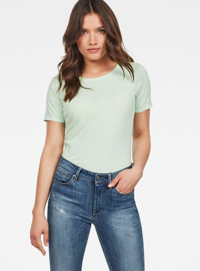 Mysid Slim Recycled Dye Top