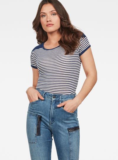 T-Shirt Ringer Slim