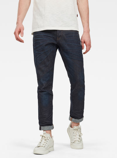 MAXRAW II Radar Tapered Jeans