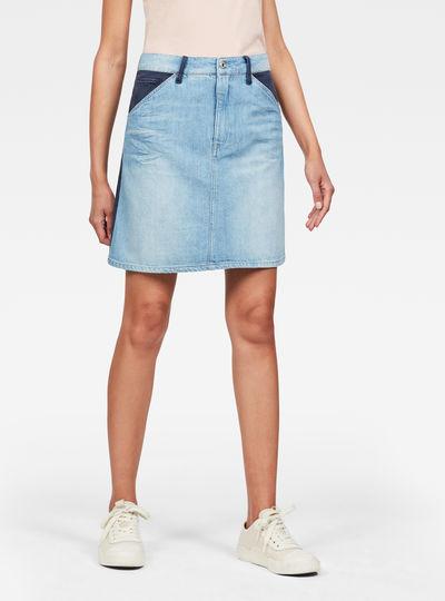 Faeroes Zip Skirt