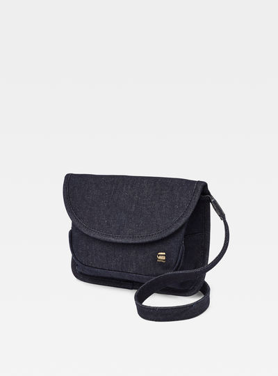 Khoma Small Shoulderbag Denim