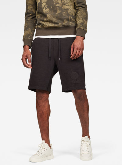 Bolt Graphic Relaxed Sweat Shorts