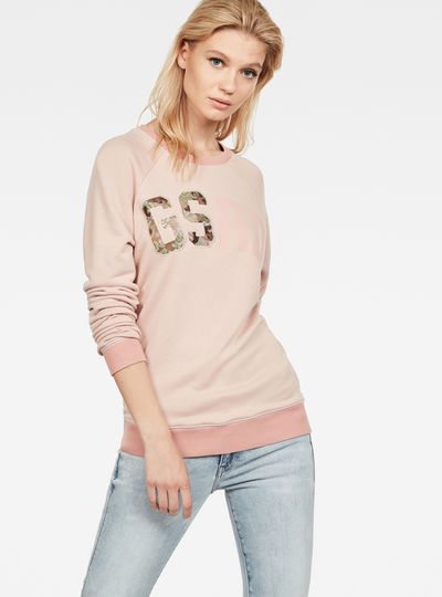 Graphic 9 Xzula Roun Neck Sweat