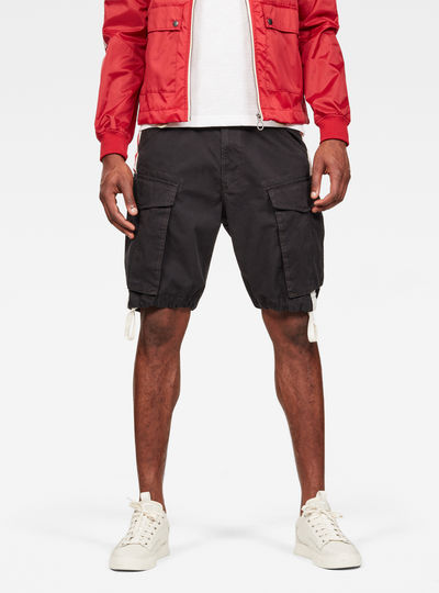 Rovic Moto Relaxed Shorts