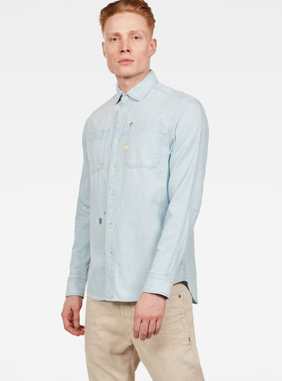 Kinec Straight Shirt