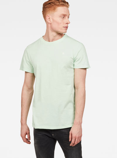 T-shirt Recycled Dye Roud Neck