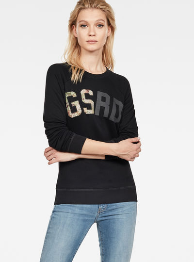 Graphic 9 Xzula Roun Neck Sweater