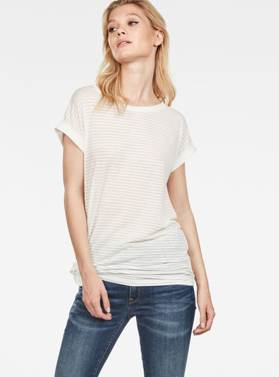 Luge Knotted T-Shirt