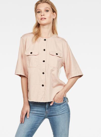 Beryl shirt wmn s\s