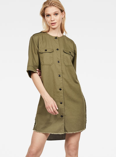Beryl Shirt Dress