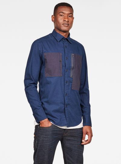 MAXRAW II Powel Slim Hemd