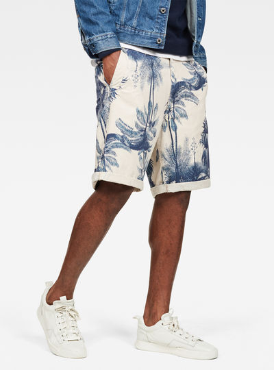 Bronson Trainer Relaxed Shorts