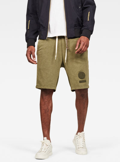 Bolt Graphic Relaxed Sweatshort