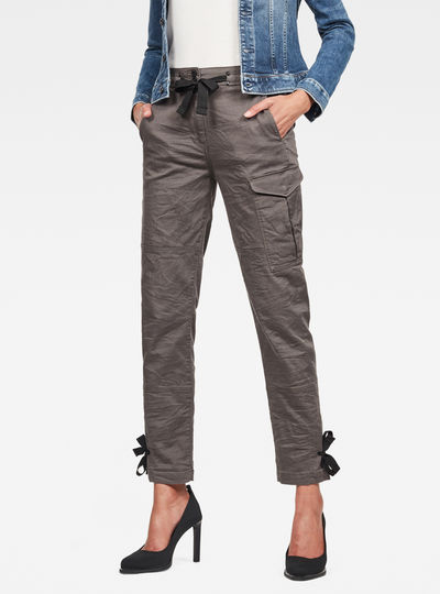 Blossite High Straight Cargohose