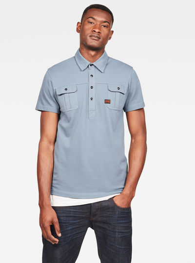 MAXRAW II Slim Poloshirt