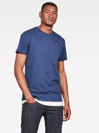 T-shirt MAXRAW II Utility Graphic