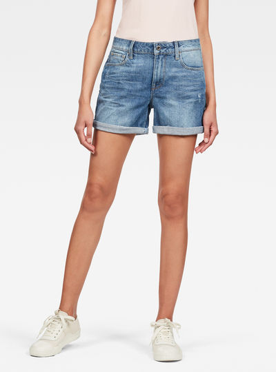 3301 High Boyfriend Short