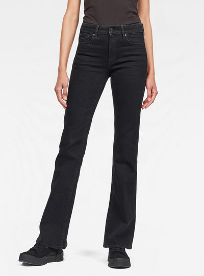 3301 High Flare Jeans
