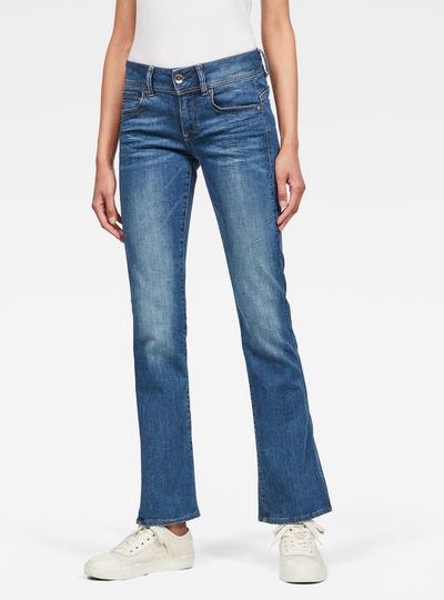Midge Mid Bootcut Jeans