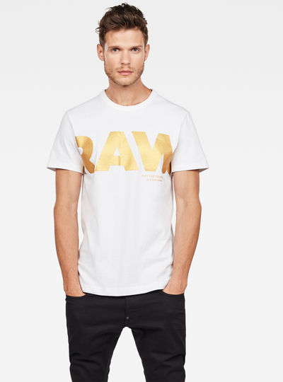 7a8724bab92026 Men's T-shirts | Just the Product | Men | G-Star RAW®