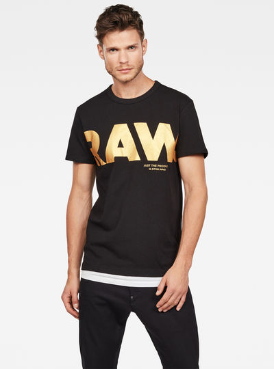 3bf84246 Men's T-shirts | Just the Product | Men | G-Star RAW®